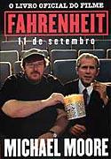O Livro Oficial do Filme Fahrenheit 11 de Setembro, livro, curtagora