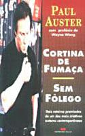 Cortina de Fumaça - Sem Folego, livro, curtagora