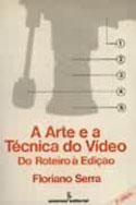 A Arte e Técnica do Vídeo, livro, curtagora