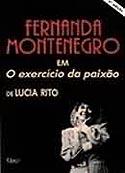 Fernanda Montenegro - O Exercício da Paixão, livro, curtagora
