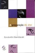 A Preparação do Ator, livro, curtagora