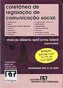 Coletânea de Legislação de Comunicação Social, livro, curtagora
