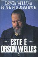 Este é Orson Welles, livro, curtagora