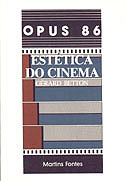 Estética do Cinema, livro, curtagora