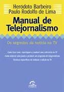 Manual de Telejornalismo, livro, curtagora