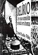 Delírio - Um Novo Conceito Projetado em Cinemas, livro, curtagora