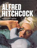 Alfred Hitchcock - Filmografia Completa, livro, curtagora