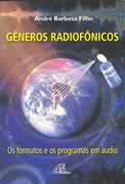 Gêneros Radiofônicos, livro, curtagora