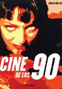 Cine de Los 90, livro, curtagora